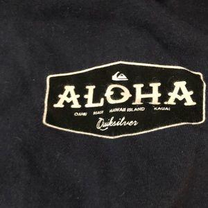 Men's Quicksilver ALOHA Shirt